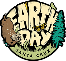 Earth Day Santa Cruz 2018 April 21st, 11 am – 4 pm in San Lorenzo Park