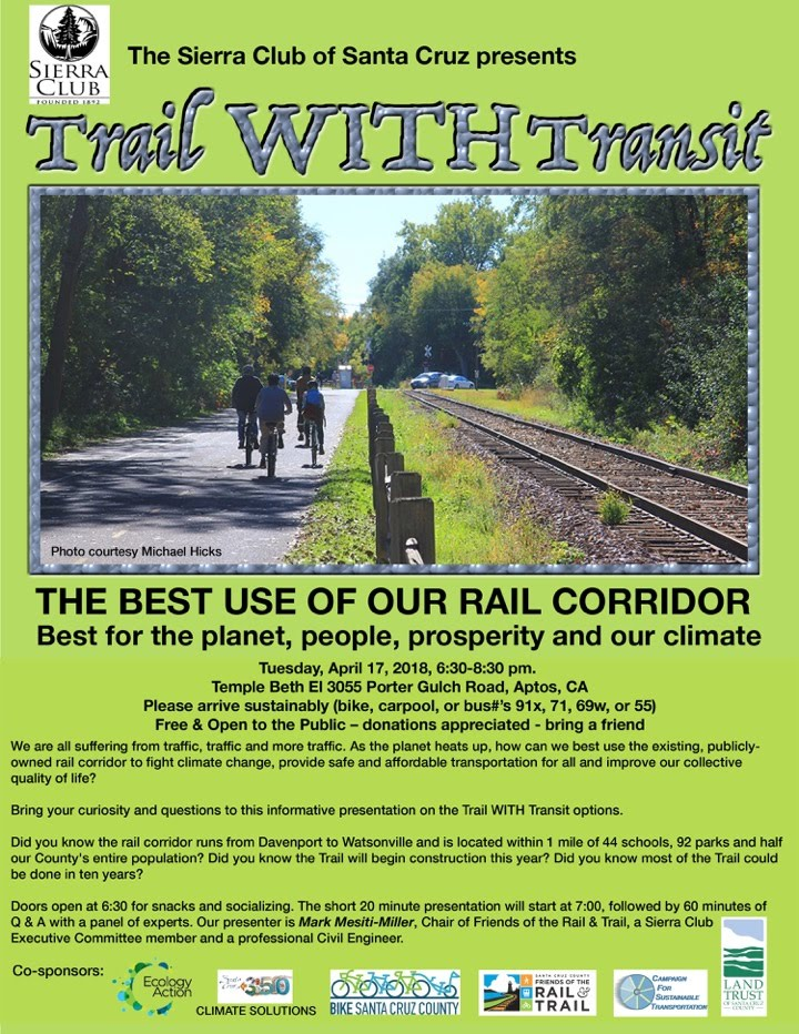 Trail With Transit Flyer